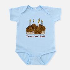 Cupcakes Infant Bodysuit