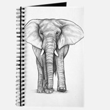 Elephant Drawing Journal