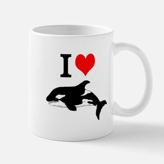 Whale Song Mug