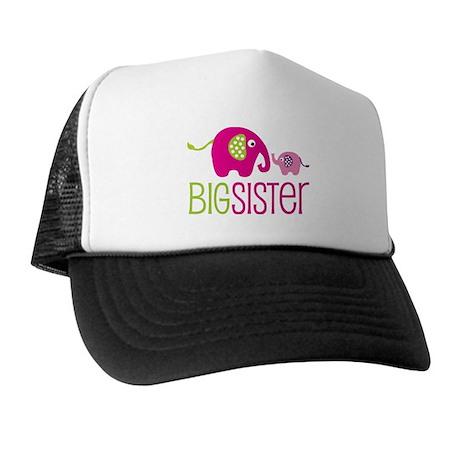 Big Sister Elephant Trucker Hat
