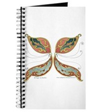 Fairy Wings - Gold and Silver Journal