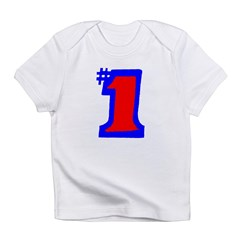 #1, NUMERO UNO Infant T-Shirt