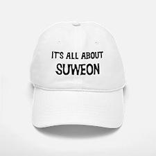 All about Suweon Baseball Baseball Cap