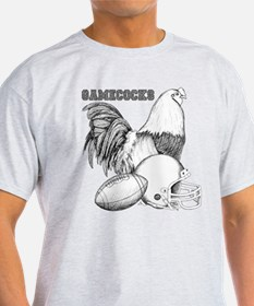 Gamecock Football Collage T-Shirt