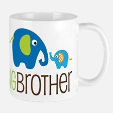 Elephant Big Brother Mug
