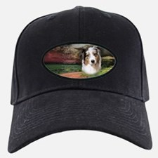 """Why God Made Dogs"" Australian Shepherd Baseball Hat"