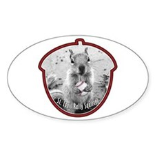 St Louis RALLY SQUIRREL Decal