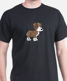 Cute Australian Shepherd T-Shirt