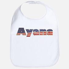 American Ayana Bib
