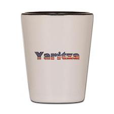 American Yaritza Shot Glass