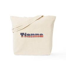 American Tianna Tote Bag