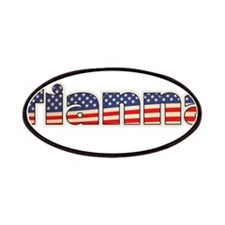 American Tianna Patches
