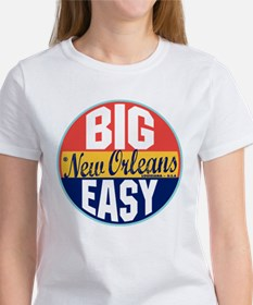 New Orleans Vintage Label Tee