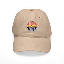 New Orleans Vintage Label Baseball Cap