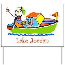 Kid's Boat Yard Sign