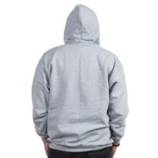 Knock Out Cancer Zip Hoodie