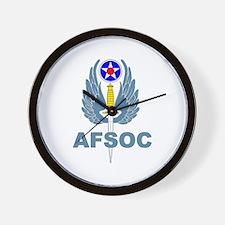 AFSOC (1) Wall Clock