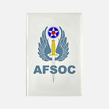 AFSOC (1) Rectangle Magnet