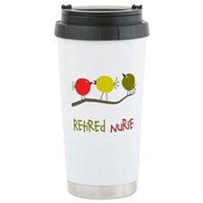 Retired Professionals Ceramic Travel Mug