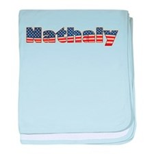 American Nathaly baby blanket