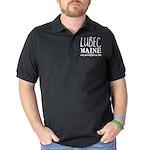 RN NURSE Women's V-Neck Dark T-Shirt