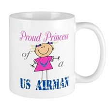 Proud Princess of Airman Mug