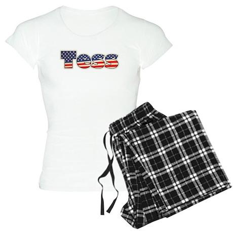American Tess Women's Light Pajamas