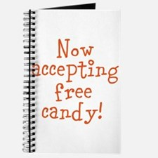 Now Accepting Free Candy Journal