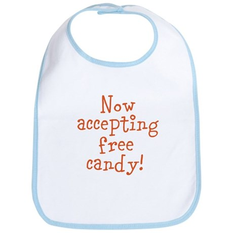 Now Accepting Free Candy Bib