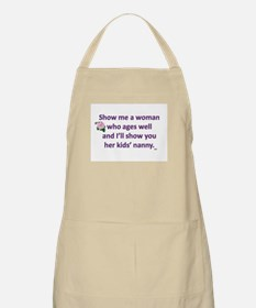 Aging Well Apron