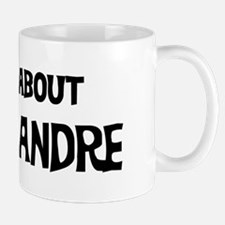 All about Santo Andre Mug