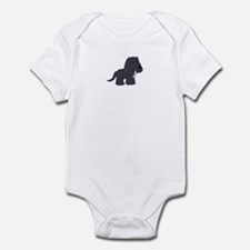 Cute Cocker Spaniel Infant Bodysuit