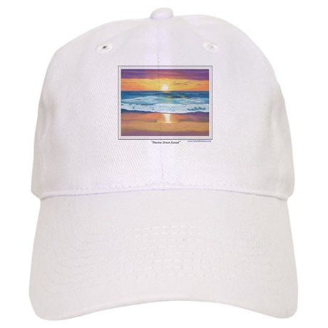 Marine Street Sunset Cap