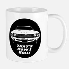 How I Roll - Challenger Mug