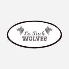 Twilight La Push Wolves gray Patches