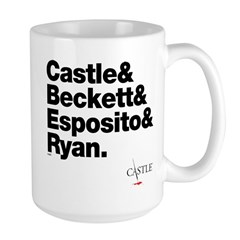 Castle&Friends Mug