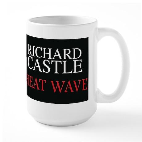 Heat Wave Large Mug