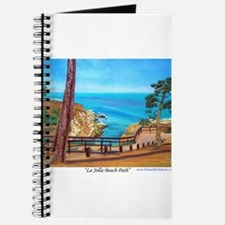 La Jolla Beach Path Journal