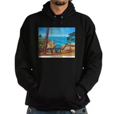 La Jolla Beach Path Hoodie