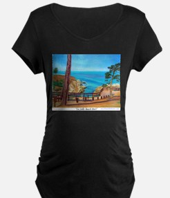 La Jolla Beach Path T-Shirt