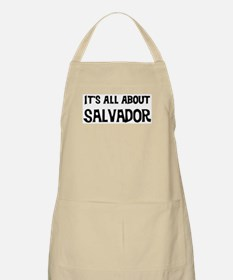 All about Salvador BBQ Apron
