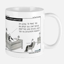 eDiscovery Godfather Mug
