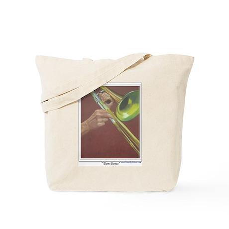 Dem Bones Tote Bag