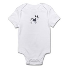 Cute French Bulldog Infant Bodysuit