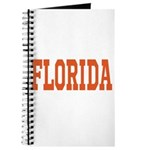 Orange Florida Merchandise Journal