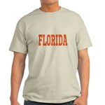Orange Florida Merchandise Light T-Shirt