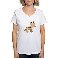 Cute German Shepherd Shirt