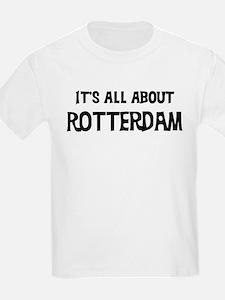 All about Rotterdam Kids T-Shirt