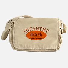 4th Bn 9th Infantry Messenger Bag