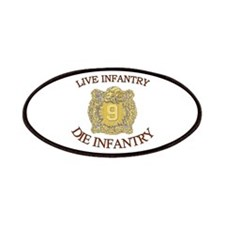 4th Bn 9th Infantry Patches
